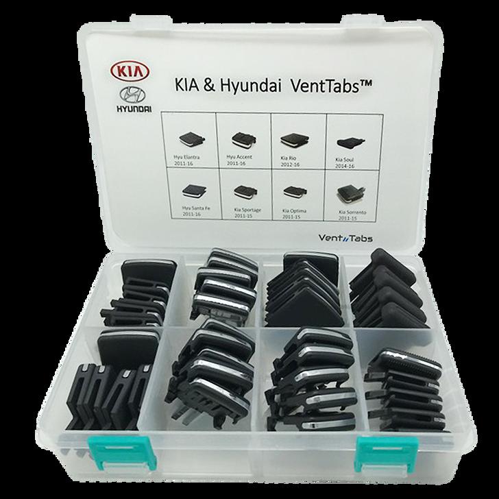 Venttabs Kia & Hyundai Pro Dealer Kit