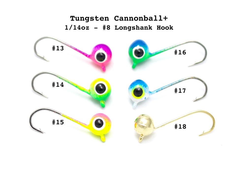 Tungsten Cannonball +