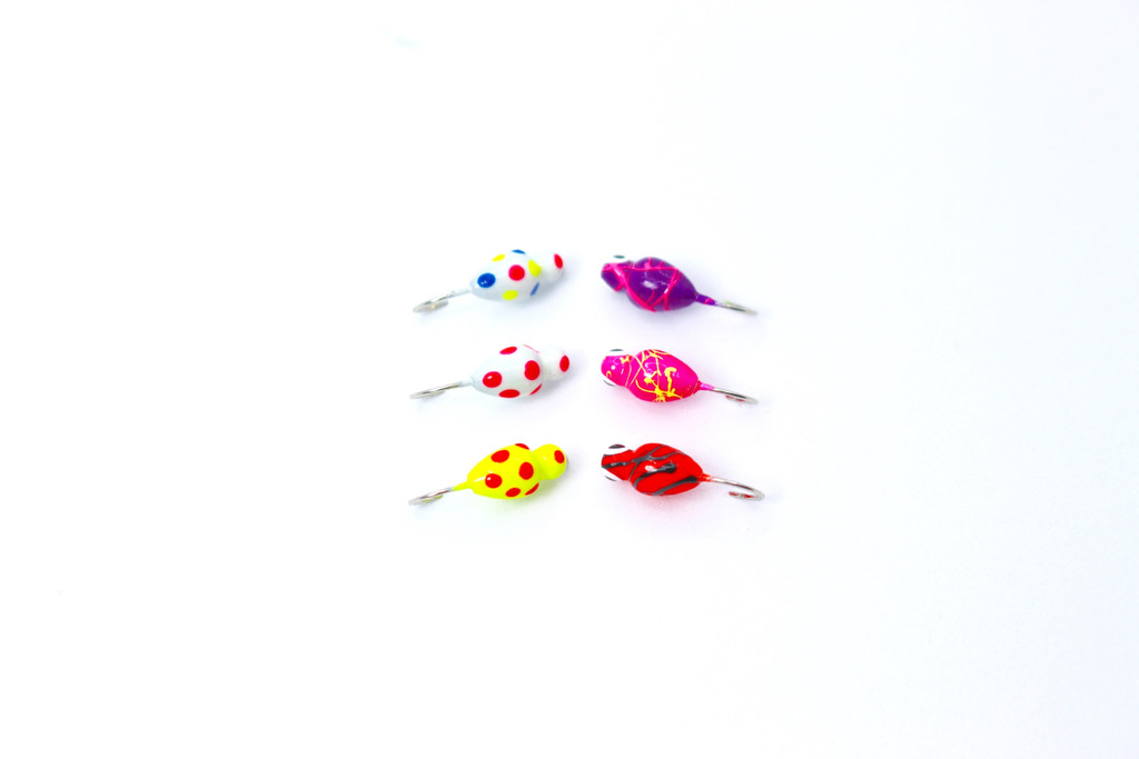 "Tungsten ""Glow Series""  Lucky Lady"
