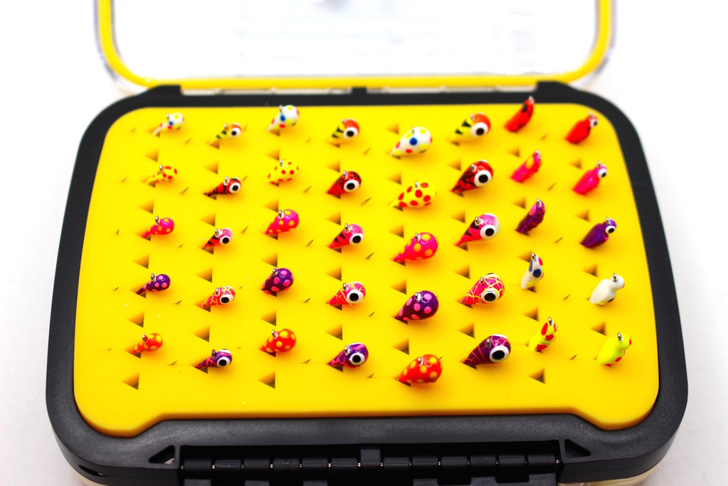 40 Piece Tungsten Jig Kit