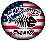 Hardwater Freaks Decal