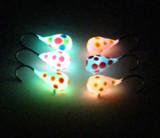 "Tungsten ""Polka Dot"" Glow Dropper"