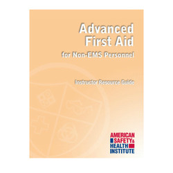 ASHI Advanced First Aid Instructor Manual G2010