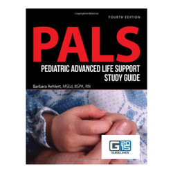 ASHI PALS Student Study Guide (Jones & Bartlett Learning), 4th Edition by Aehlert