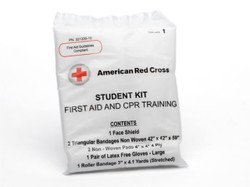 First Aid and CPR Combination Training Kit (Pk/10)