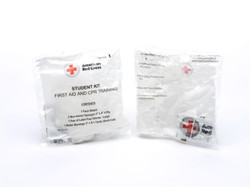 First Aid and CPR Combination Training Kit with No Splint (Pk/100)