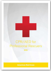 CPR/AED for Professional Rescuers DVD