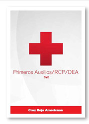 First Aid/CPR/AED DVD (SPANISH)