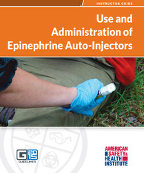 ASHI Epinephrine Auto-Injectors Instructor Program Package G2015