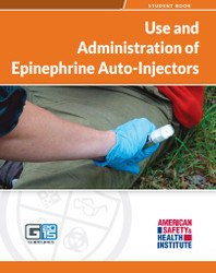ASHI Epinephrine Auto-Injectors Certification Card Student Manual G2015