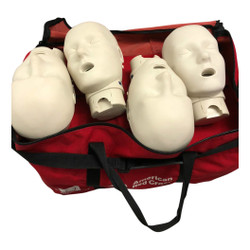 Used Prestan Professional Adult Manikin 4-Pack