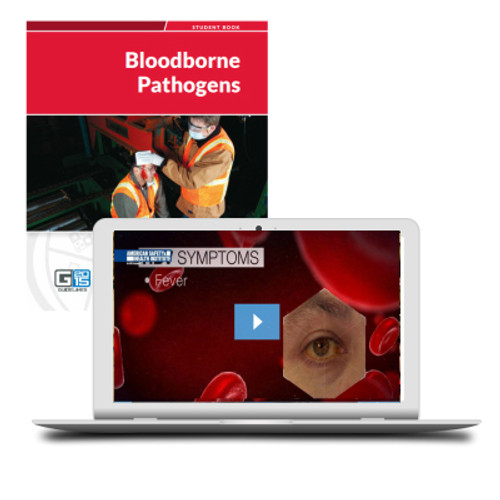 ASHI Bloodborne Pathogens Online Course Student Manual Certification Card