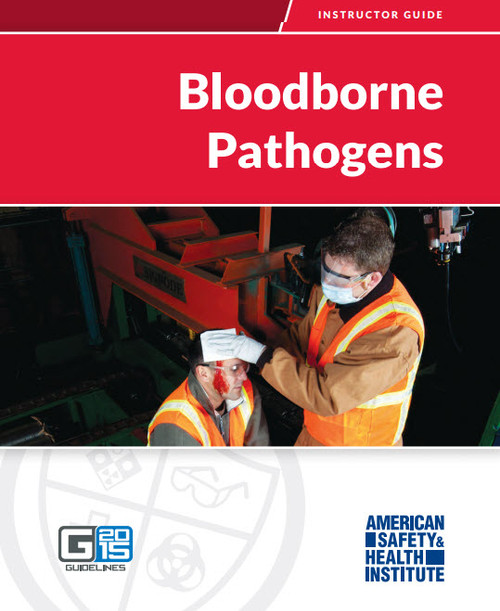 ASHI Bloodborne Pathogens Instructor Program Package G2015