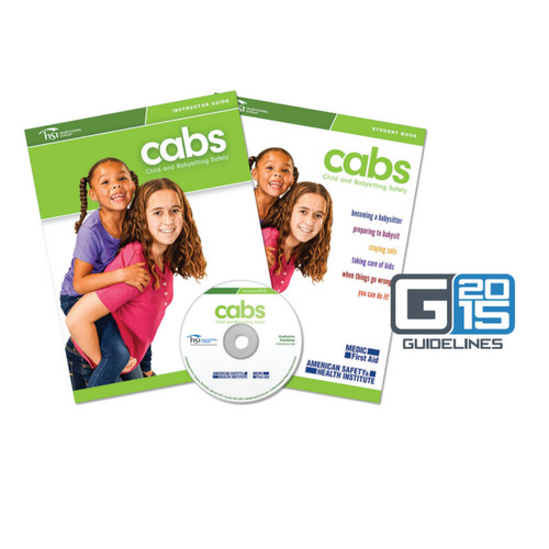 ASHI Child and Babysitting Safety (CABS) Instructor Materials (G2015 Version)