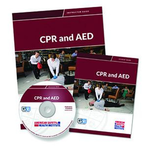 ASHI CPR/AED Instructor Package