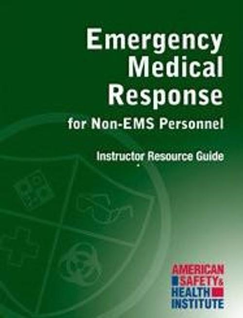 ASHI Emergency Medical Response Instructor Digital Resource Kit (2019)