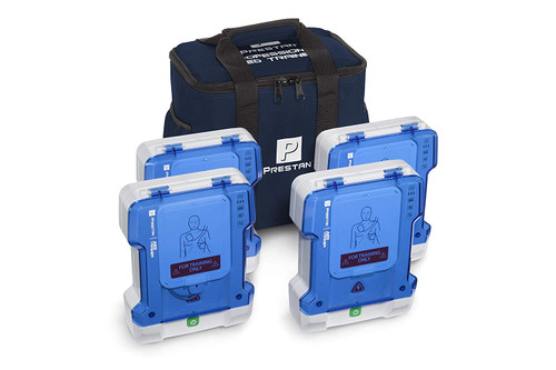 PRESTAN AED PROFESSIONAL TRAINER 4-PACK