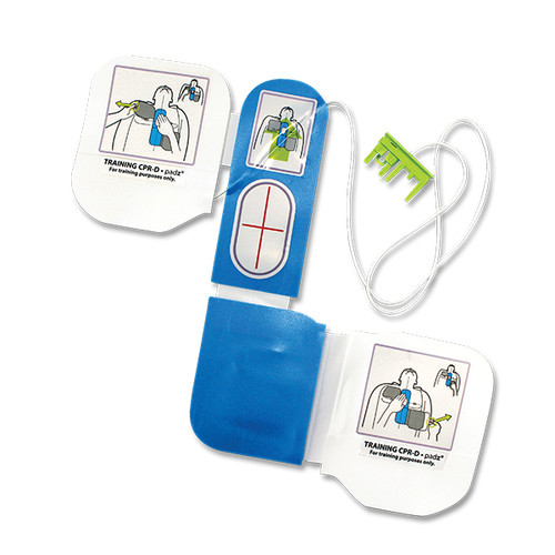 ZOLL AED TRAINING ELECTRODES PLUS CPR-D PADZ 2