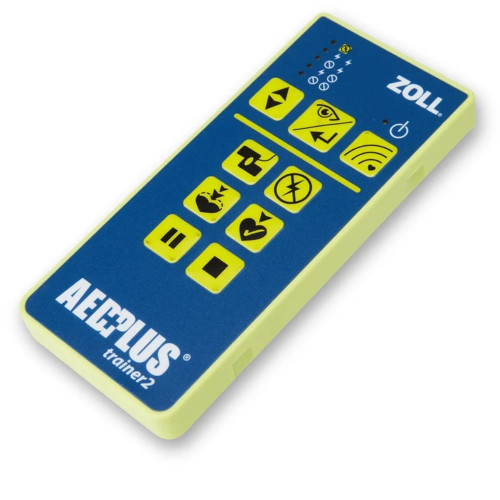 Wireless Remote Control for ZOLL AED Plus Trainer2