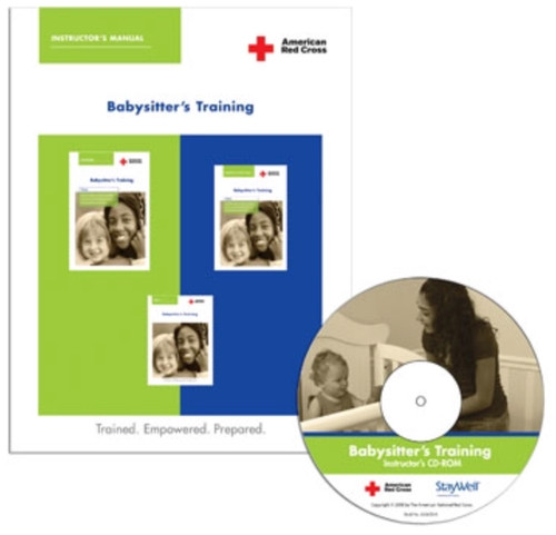 Babysitter's Training Instructor's Manual with CD-ROM