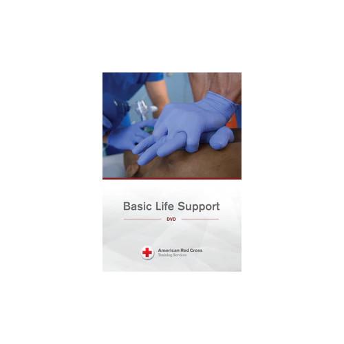 BLS Instructor DVD Red Cross