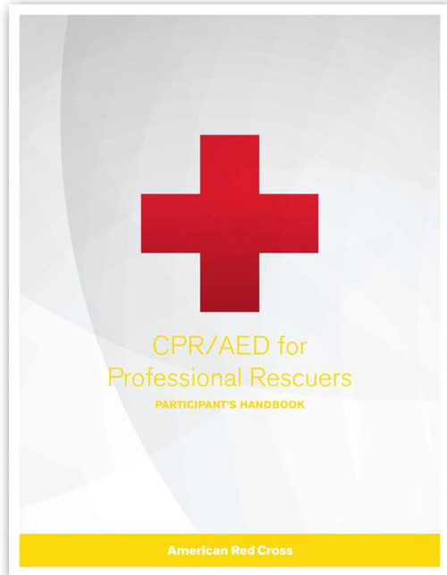 CPR/AED for Professional Rescuers Participant's Handbook