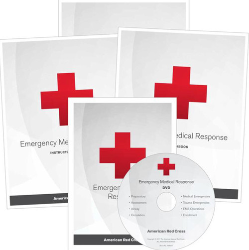 Emergency Medical Response Deluxe Instructor's Kit, Rev 12/17