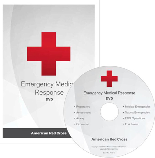 Emergency Medical Response DVD, Rev. 12/17