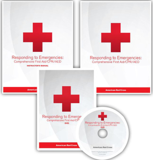 Responding to Emergencies Deluxe Instructor's Kit
