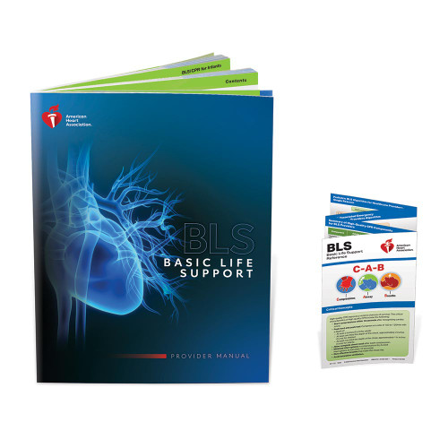 2020 AHA BLS Provider Manual