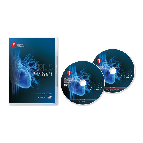 2020 AHA BLS DVD Set