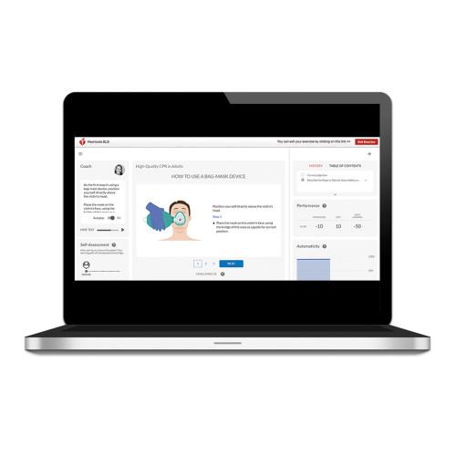 2020 AHA HeartCode BLS Online Blended Learning