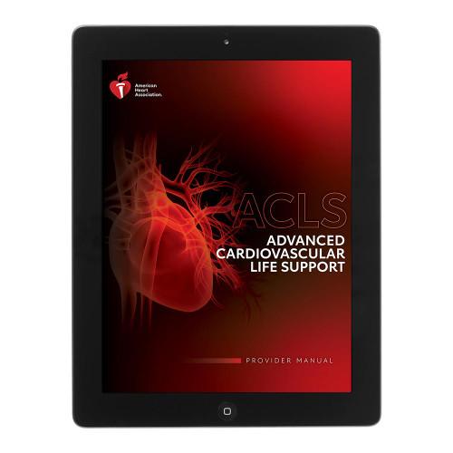 2020 AHA ACLS Provider Manual eBook