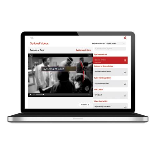 2020 AHA ACLS Course Digital Video