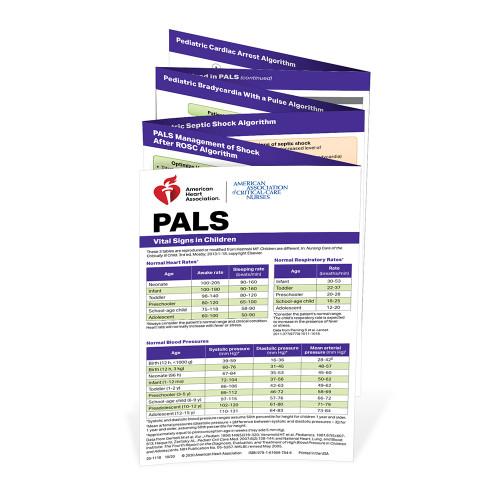 2020 AHA PALS Pocket Reference Card