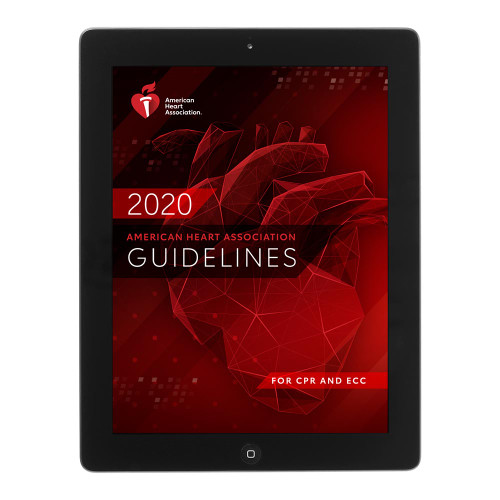 AHA 2020 Guidelines for CPR & ECC eBook