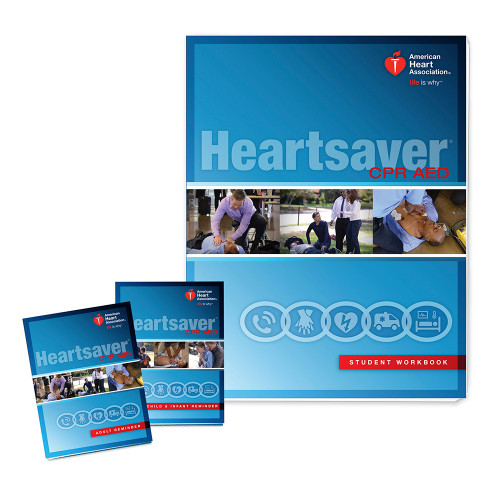 2015 AHA Heartsaver® CPR AED Student Workbook