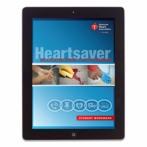 2015 AHA Heartsaver® Bloodborne Pathogens Student eBook