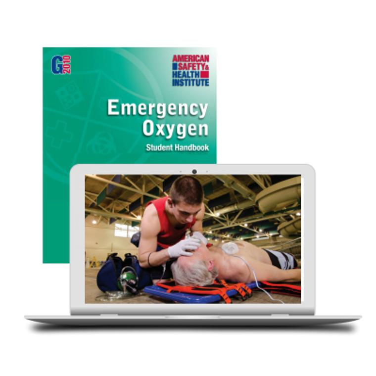 ASHI Emergency Oxygen Blended Learning Course