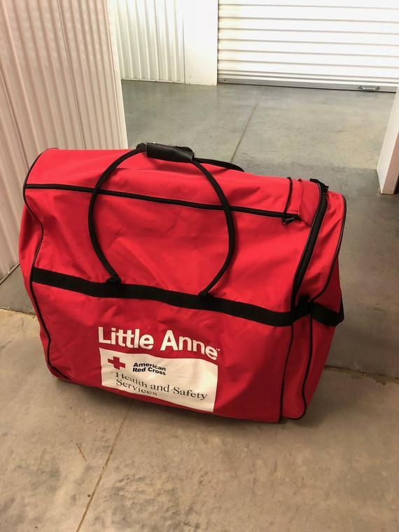 Used Laerdal Little Anne Adult Manikin 4-Pack