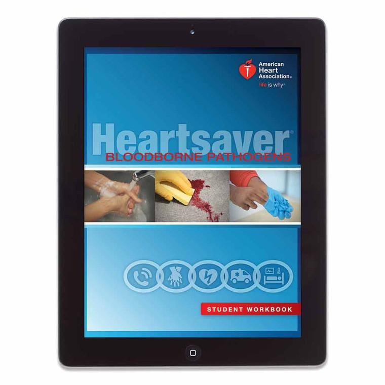 2015 AHA Heartsaver® Bloodborne Pathogens Student eBook