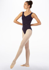 Move Lori Leotard NEW Blue front #2. [Blue]