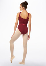 Move Lori Leotard NEW Red back #2. [Red]