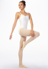 Move Lexie Leotard NEW White front. [White]