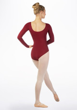 Move Caprice Leotard NEW Red back. [Red]