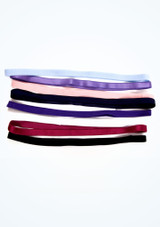 Tappers and Pointers Elastic Belt White. [White]