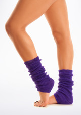 Ankle Warmers Purple [Purple]