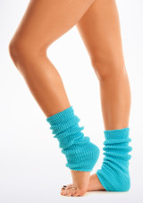 Ankle Warmers Blue [Blue]