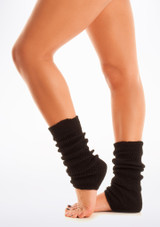 Ankle Warmers Black [Black]