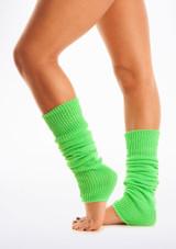 Fluorescent Legwarmers Green [Green]
